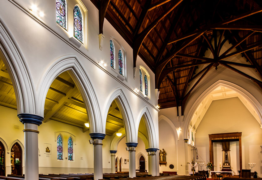Hall and Meeting Rooms at St Benedicts - Newton - Auckland - NZ