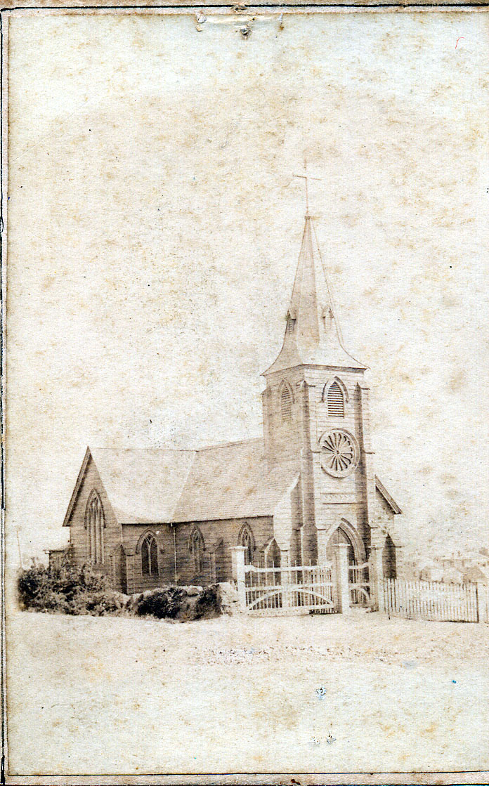 St Francis de Sales Church, front View